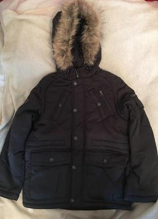 Подростковая куртка,еврозима