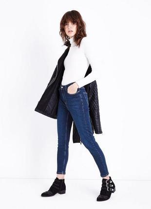 Идеальные джинсы skinny new look