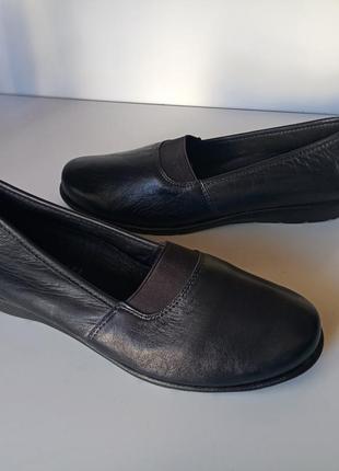 Кожаные туфли medicus