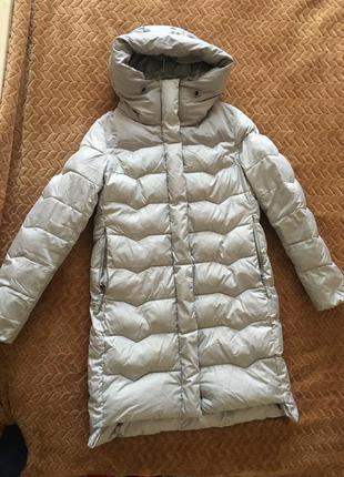 Крутой очень тёплый пуховик,зимняя куртка,куртка пальто