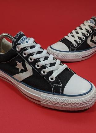 Кеды converse player ox 37/38 р