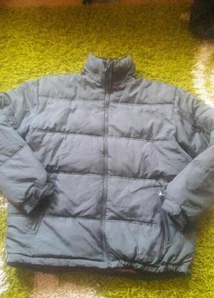 Теплющая курточка, пуховик infinity man