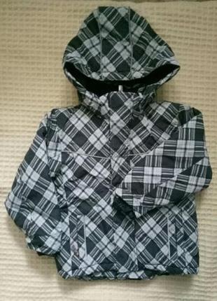 Куртка термо зимняя pidilidi