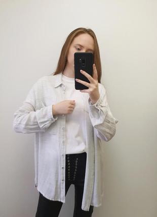 Сіра блуза