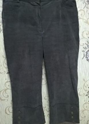 Укороченные брюки, бриджи, 50-52р.