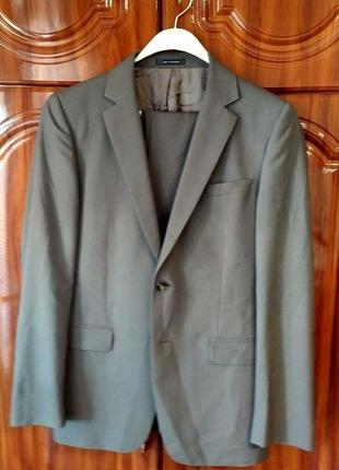 Мужской костюм de fursac франция