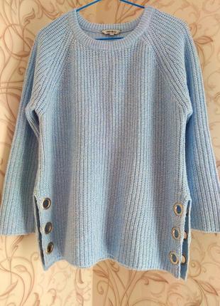 📢 дели цену пополам 🌸 свитер с кольцами