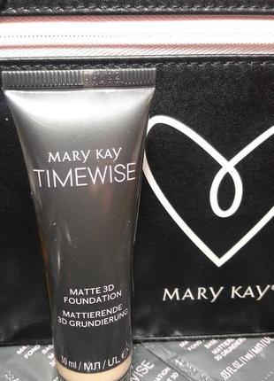 Тональная основ timewise 3d mary kay