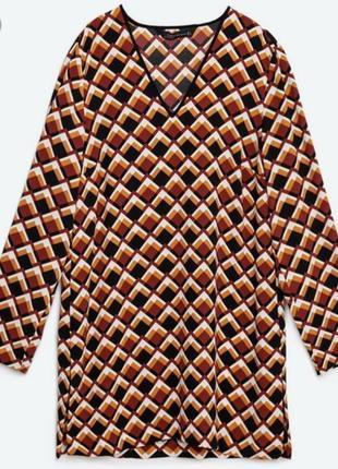 Блузка туника zara