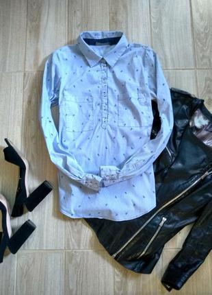 Базовая рубашка от zara