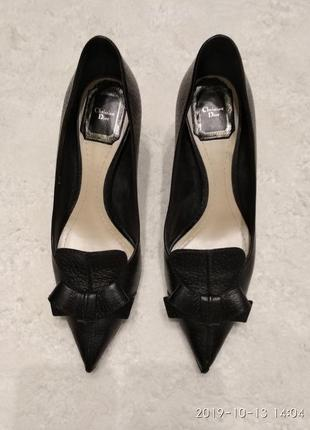 Туфли лодочки dior
