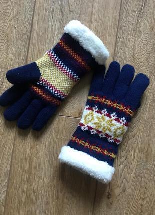 Милые перчатки