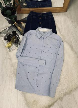 Котонова блуза від h&m💛💛💛