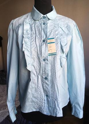 Рубашка блузка винтаж