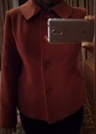 Полупальто  - куртка укороченная - пиджак