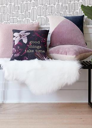 Подушка декор 40 *40, декоративная подушка