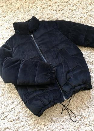 Новая велюровая куртка firetrap 🔥