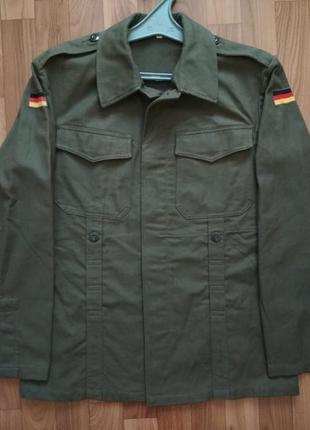 Китель bundeswehr армейский пиджак