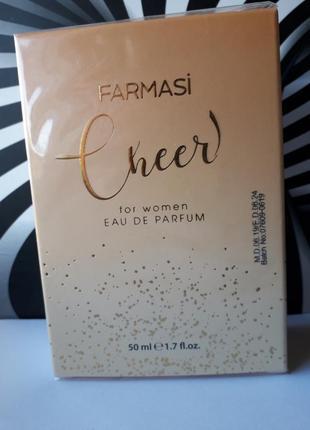 Женская парфюмированная вода cheer