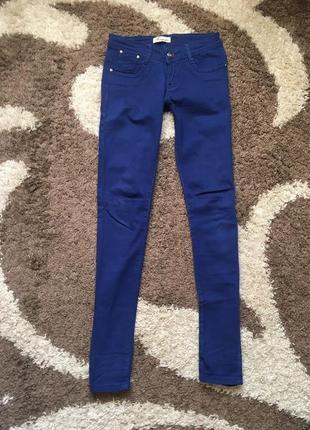 Сині штани