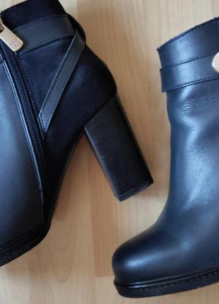 Ботинки tommy hilfiger, 37 р