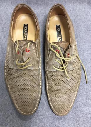 Туфли hofman фирменные1 фото