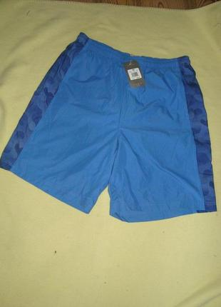 Фирменые шорты-плавки nike размер xxl оригинал
