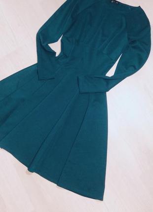 Платье зеленое stets