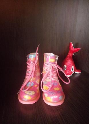 Резиняшки, гумаки, резиновые ботинки