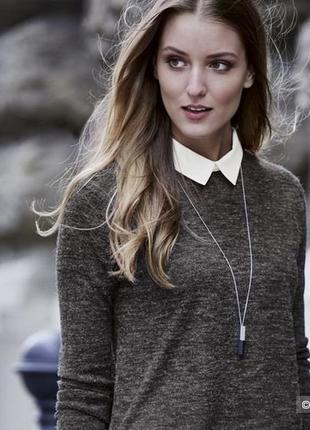 Пуловер-обманка 2в1, эсмара, р.36-38 евро.