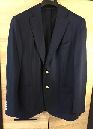Стильный мужской пиджак pai zileri