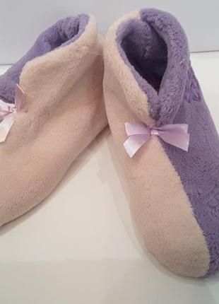 Тапочки носочки 39 размер, cristisn lay, испания