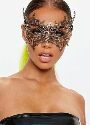 Прикольная маска для хеллоуина