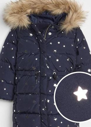 Пуховик gap,пуховая куртка gap,зимняя куртка геп,зимняя курточка gap