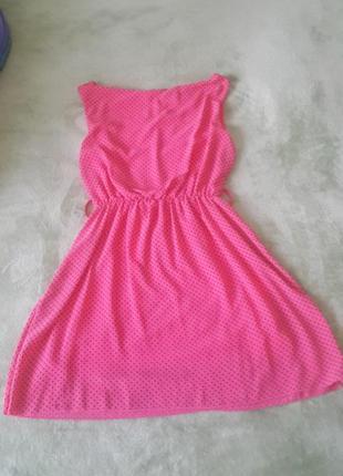 Літнє платтячко в горошок!