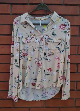 Рубашка женская, яркая chicoree