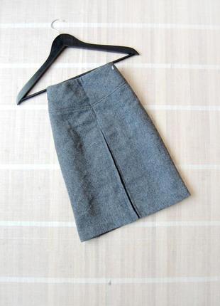 Теплая твидовая юбка esmara