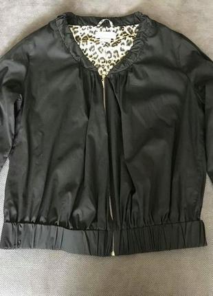 Интересный стильный бомбер жакет куртка amy vermont