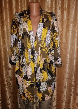 🌺🎀🌺красивая женская накидка, кардиган, кимоно батального размера george🔥🔥🔥