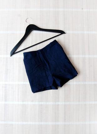 Теплые шорты topshop с карманами