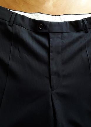 Брендові фірмові брюки tommy hilfiger, оригінал,made in portugal,100% шерсть.