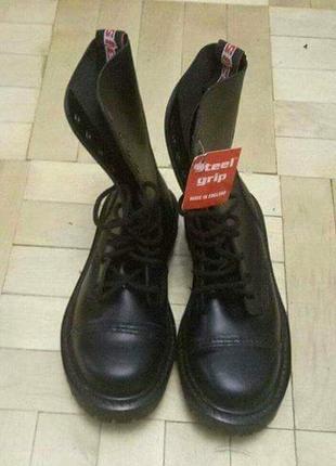 Steel grip гади чоботи берци берці черевики