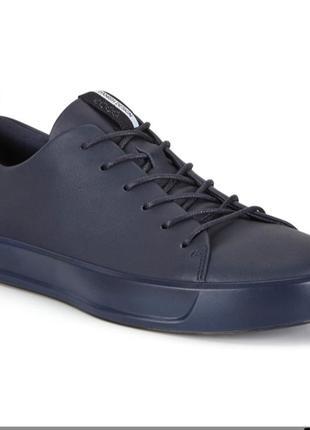 Кеди кросівки шкіряні ecco soft 8 440503 рзмір 40