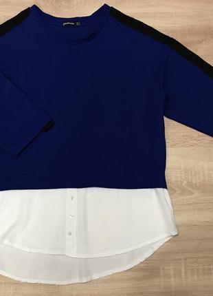 Stradivarius кофта рубашка