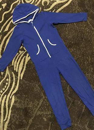 Пижама хлопок 5-7 лет