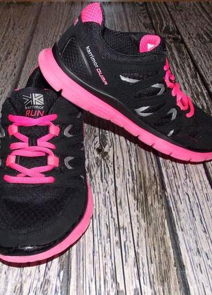 Фирменные кроссовки karrimor для девушки, размер 37