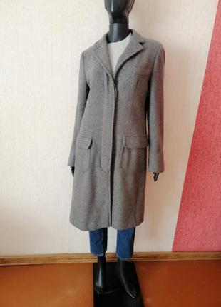 Фирменное пальто max mara
