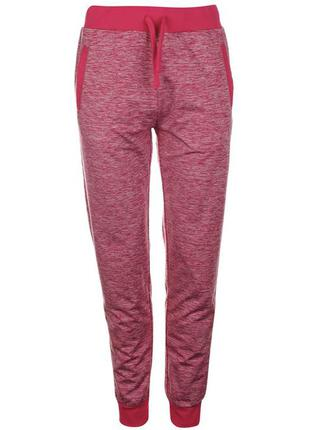 Спортивные штаны женские на флисе miss fiori, оригинал, розовые, xs, s, l, xl