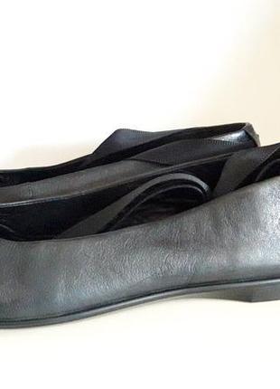 Балетки туфлі оригінал ecco incise enchant 274543 розмір 41