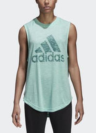 Футболка adidas id winners sleeveless tee